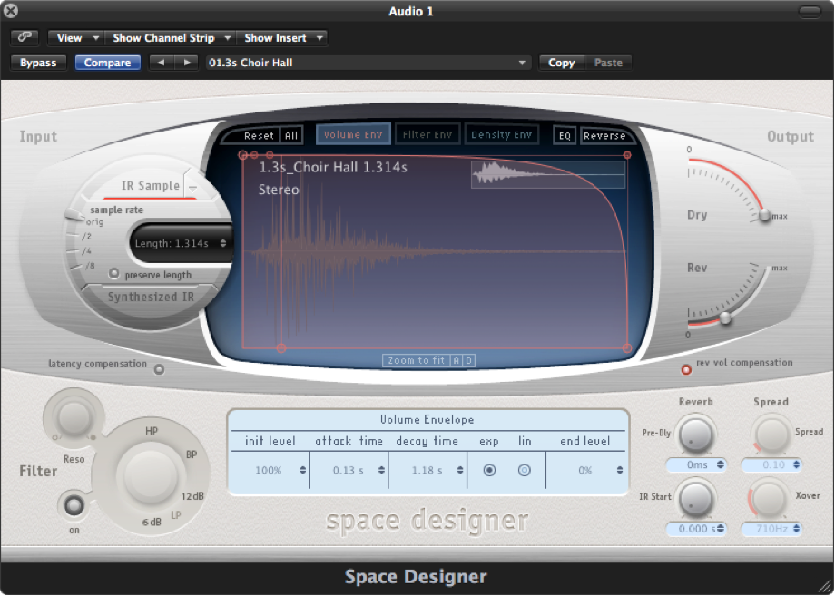 Chapter 7: Audio Processing - Digital Sound & Music