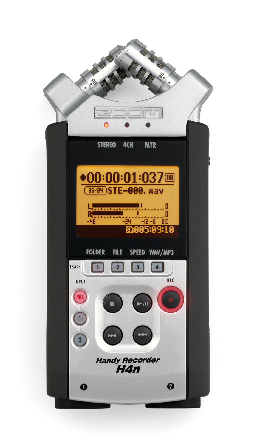 Chapter 8 Getting To Work Digital Sound Music Rain Effects Generator Circuit Voice Recorder Figure 86 A Portable Recording Device Using Integrated Microphones In An Xy Cross Pair
