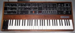 Figure 6.1 Prophet-5 Synthesizer