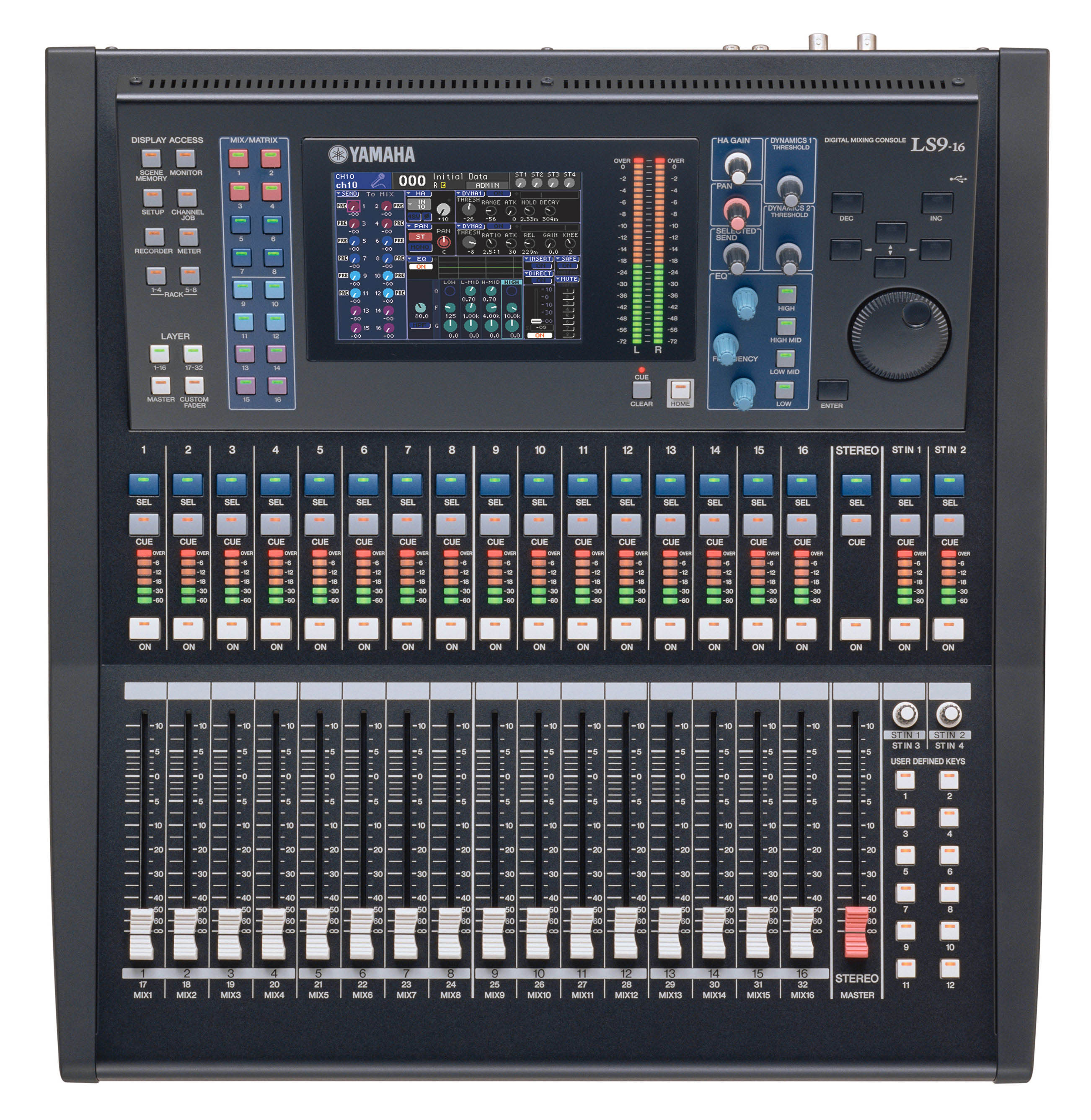 721 Mixing Digital Sound Music Audio Mixers Projects Circuits 7 Figure 720 A Console